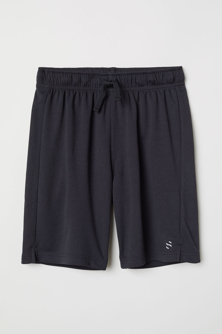 Sports shorts - Black - Kids | H&M CN
