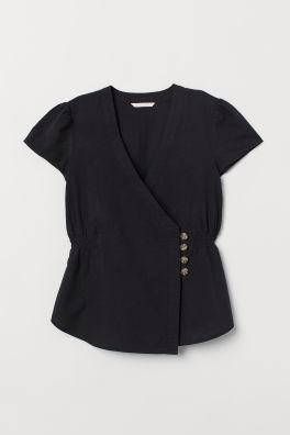 e5ca9b9b5d8f REA - Skjorta - Shoppa damskjortor till bättre priser online | H&M SE