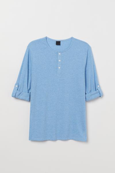 H&M - T-shirt en jersey de coton - 5