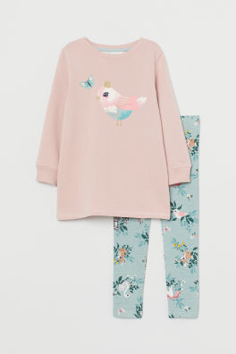 f650f7b0a Girls Pants and Leggings - A wide selection | H&M US