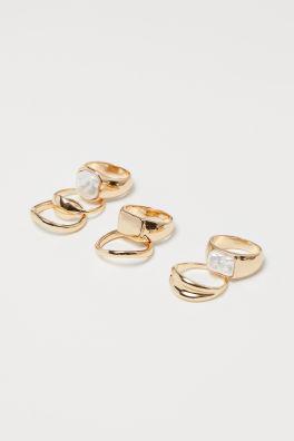 390c5583 Damesmykker – shop de seneste trendene online | H&M NO