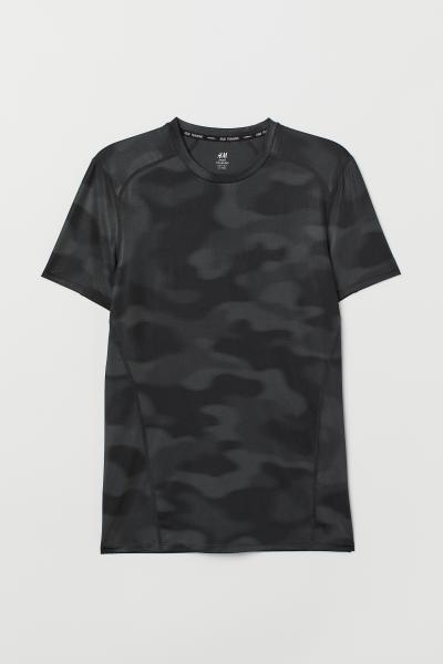 H&M - T-shirt training - 5