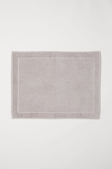 Tapis de bain - Taupe clair - Home All | H&M FR