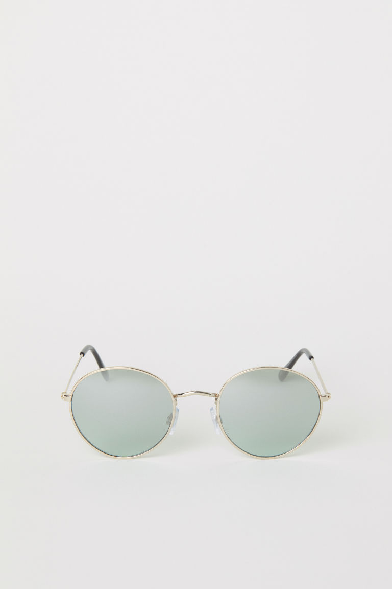 Sunglasses - Light green - Ladies | H&M