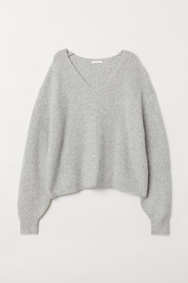 682ddbe6b88 Knitted Sweaters - Women's Knitwear Online | H&M US