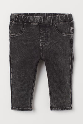 620858168 Baby Girl Jeans - Comfy denim bottoms | H&M US