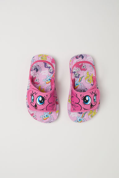 Pool shoes - Pink/My Little Pony - Kids | H&M