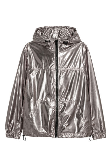 Jacket - Silver-coloured -  | H&M