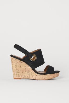 67f8d1bd844 SALE   Women's Shoes   Shop Shoes Online   H&M US