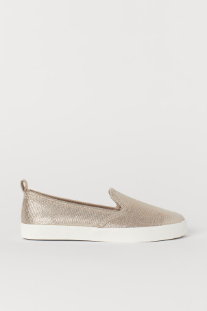 Slip-on trainersModel