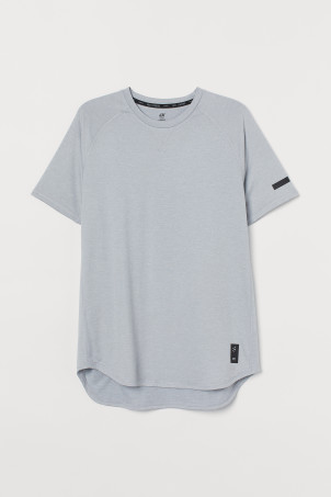 Short-sleeved Sports Shirt