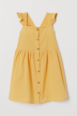 5a97e4ea744 Tøj til piger – str. 92-140 – Shop online | H&M DK