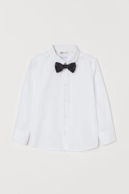 e825f96e2538 Boys Shirts - 18 months - 10 years - Shop online | H&M US