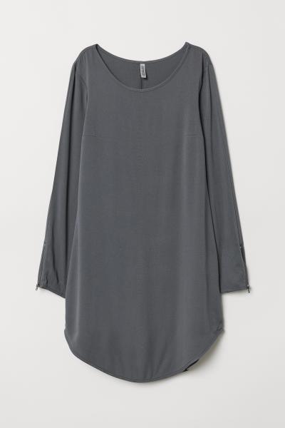 H&M - Robe courte en viscose - 5