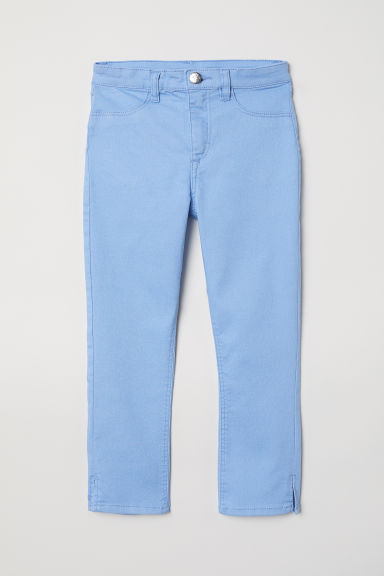 Capri trousers - Blue - Kids | H&M CN