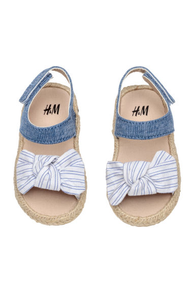 Sandals - Light blue - Kids | H&M