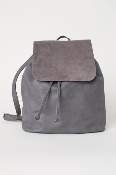 Backpack - Grey -  | H&M