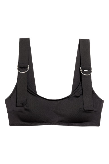 Bikini top - Black - Ladies | H&M CN