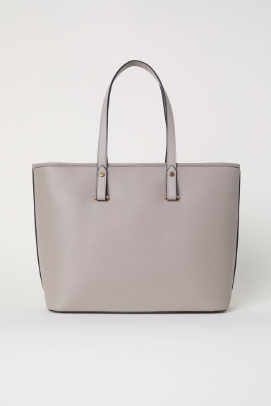 Sac shopping - Beige -  | H&M FR