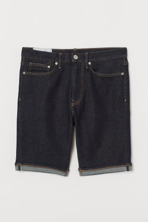 Denim short - Slim Fit