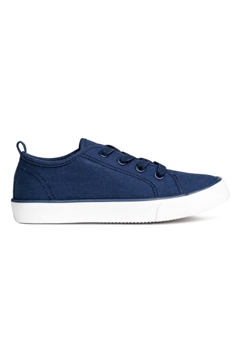 Trainers - Dark blue - Kids | H&M