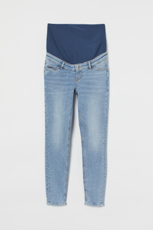 MAMA Embrace Ankle Jeans