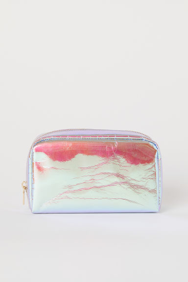 Make-up bag - Light purple -  | H&M