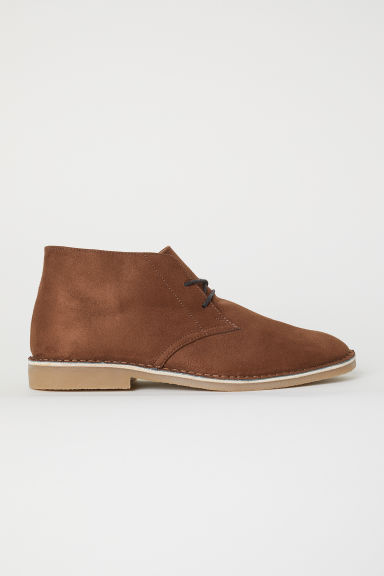 Desert boots - Brown - Men | H&M