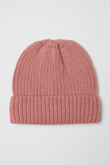 Wool hat - Powder pink - Kids | H&M