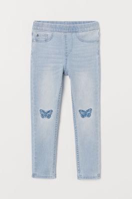 Dívčí kalhoty a legíny – velká kolekce  96b8b6b936
