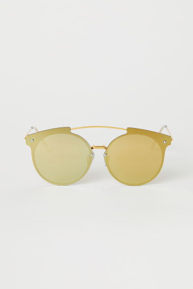 Sonnenbrille - Goldfarben - Ladies | H&M AT
