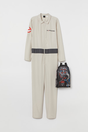 Ghostbusters CostumeModel