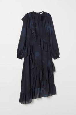 fba4859ce50 Платье с оборками