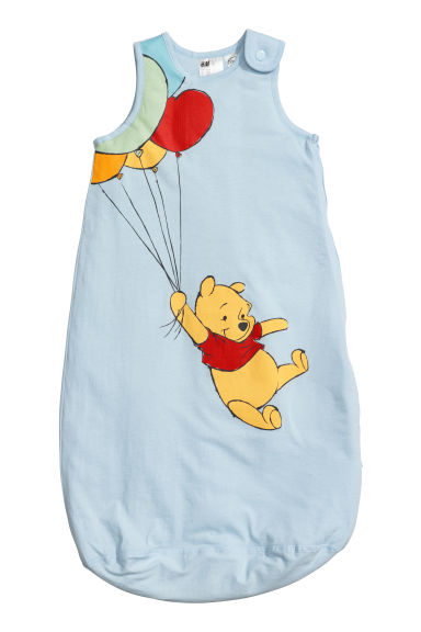 Sleep bag - Light blue/Winnie the Pooh - Kids | H&M
