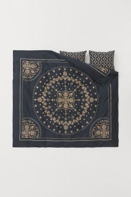 eb320de41b4 Bed Linen - H M Home Collection - Shop online