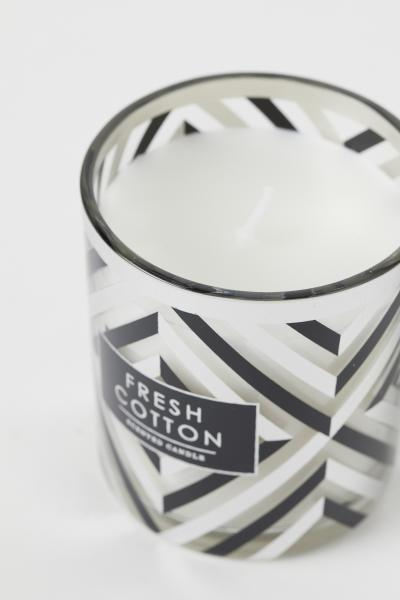 H&M - Scented candle in glass holder - 3