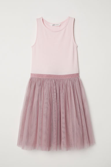 Tulle dress - Heather - Kids | H&M