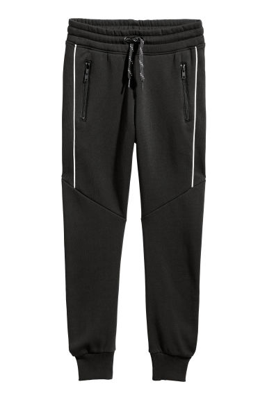 Joggers - Black - Kids | H&M