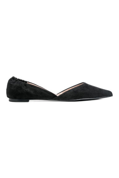 Ballerines - Noir -  | H&M BE
