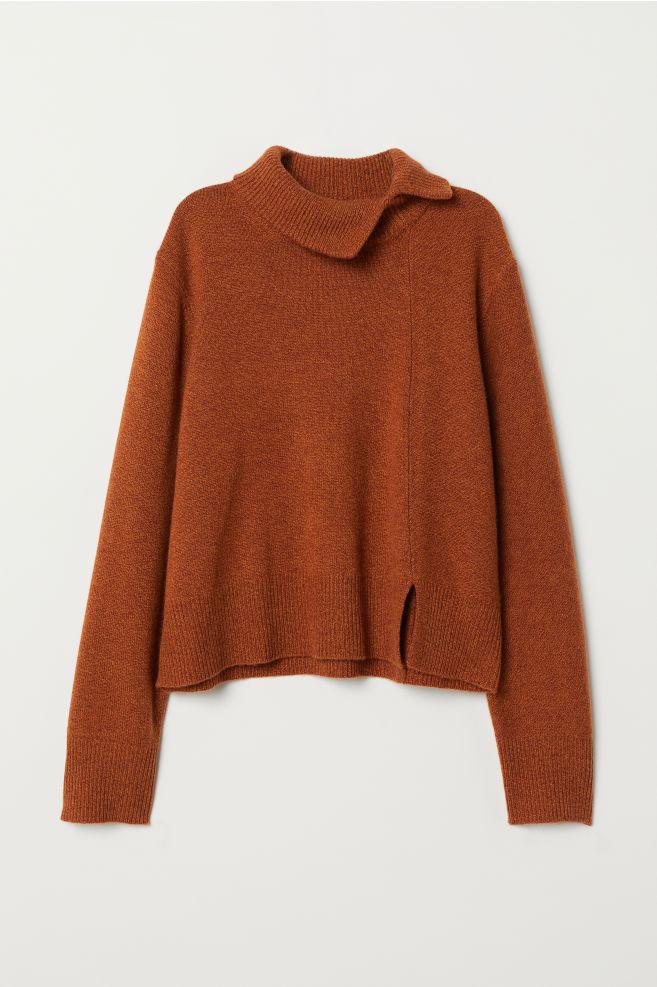 a7130bbf5e0 Cashmere-blend jumper