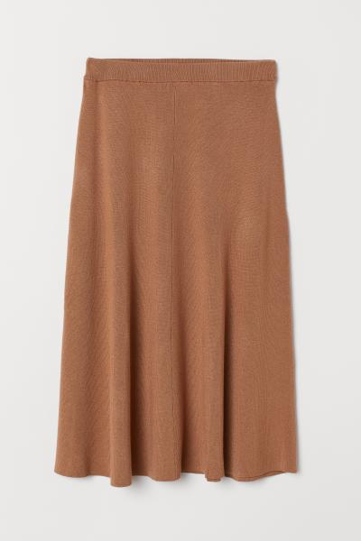 H&M - Bell-shaped skirt - 5
