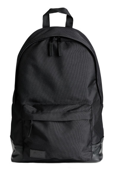 Backpack - Black -  | H&M