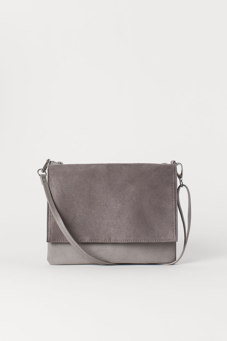 Shoulder Bag - Gray -  | H&M US