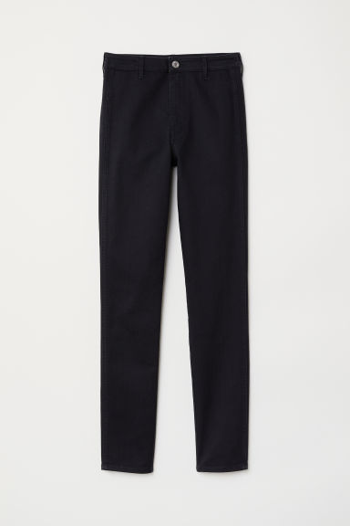 Skinny High Ankle Jeans - Nero -  | H&M IT