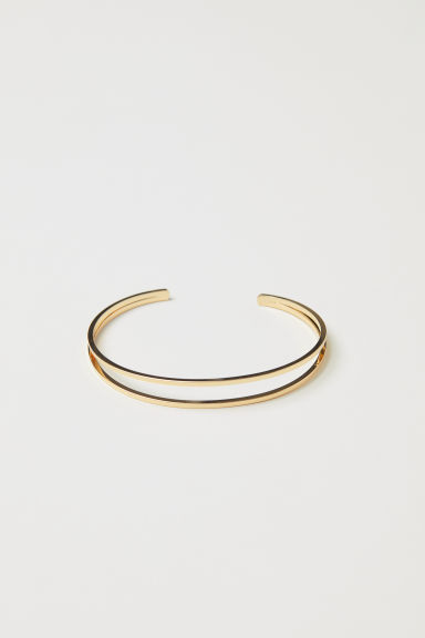 Bangle - Gold - Ladies | H&M CN