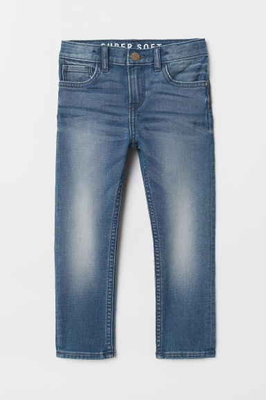 Super Soft Slim Fit Jeans - Blu - BAMBINO | H&M IT