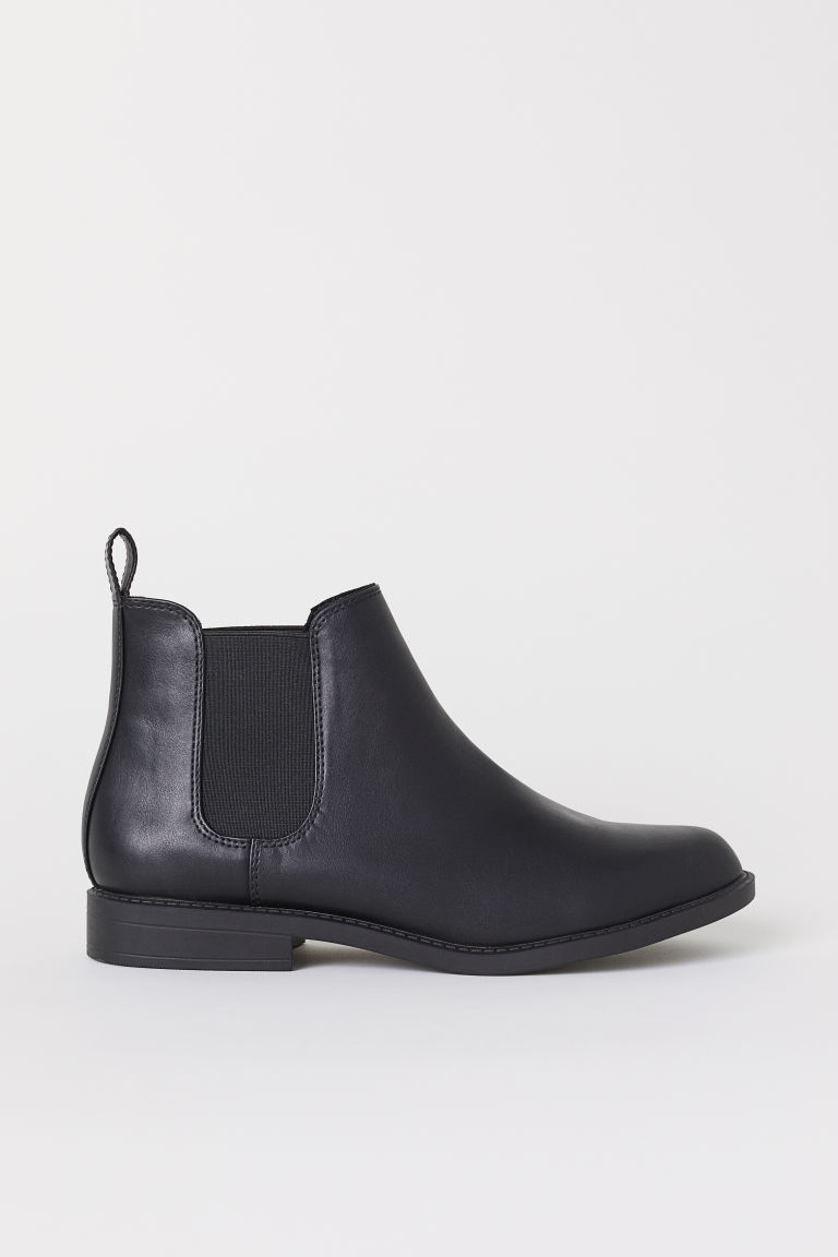 Chelsea Boots - Black - Ladies | H&M US