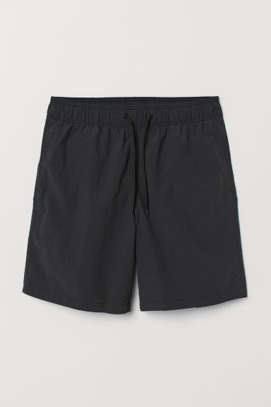 Knee-length swim shorts - Black -  | H&M GB