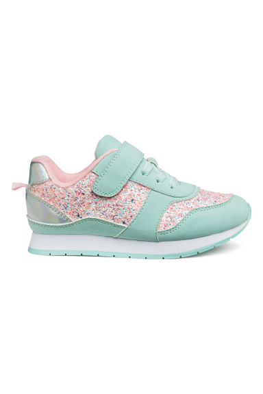 Trainers - Light turquoise - Kids | H&M CN