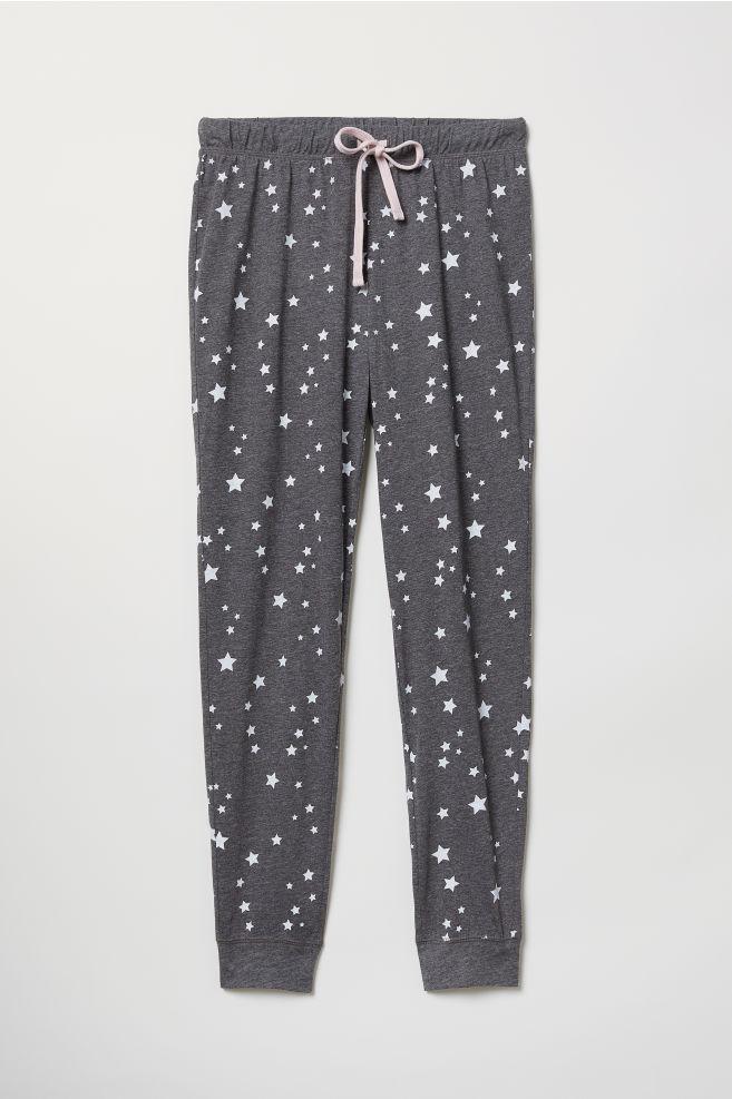 Pajama Pants Dark Graystars Ladies Hm Us